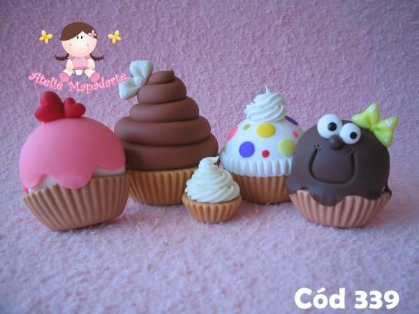 Foto 1 - Cód 339 Molde cup cake (SOMENTE BASE)