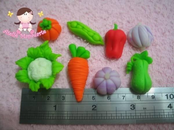 Foto2 - Cód 351 Molde de mini legumes