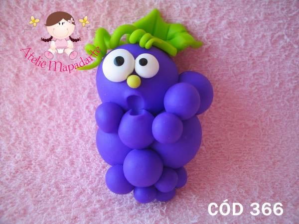 Foto 1 - Cód 366 Molde de uva