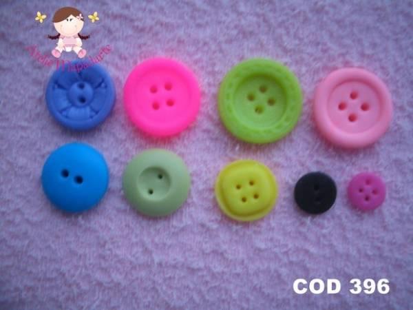 Foto 1 - Cód 396 Moldes de botões