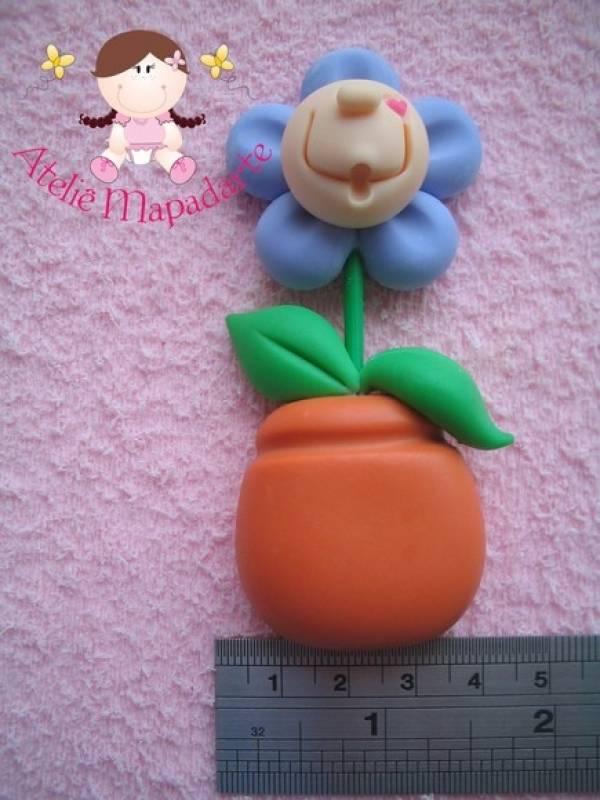 Foto2 - Cód 398 molde de vaso (SOMENTE VASO)