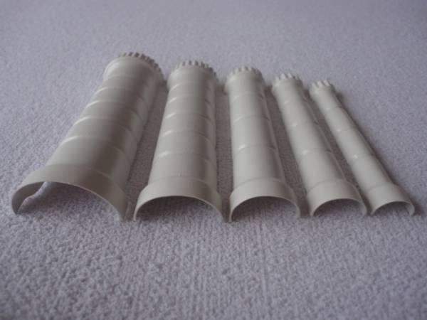 Foto3 - Cód 400 Kit marcador de boca em plástico 05 un