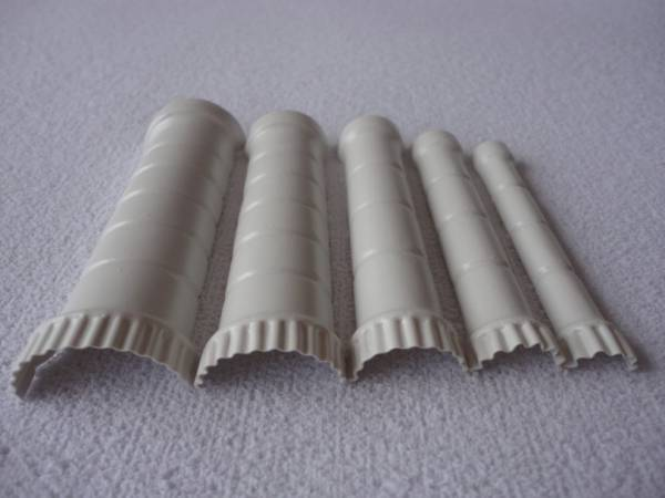 Foto4 - Cód 400 Kit marcador de boca em plástico 05 un