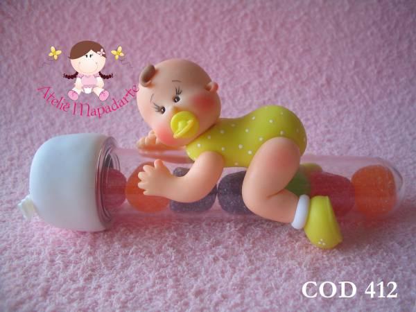 Foto 1 - Cód 412 Molde do bebê no tubo