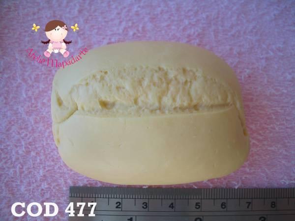 Foto 1 - Cód 477 Molde de pão G