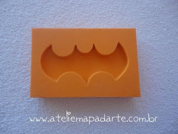Foto2 - Cód 492 molde símbolo batmam