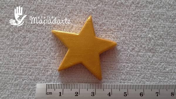 Foto2 - Cód 524 molde de estrela