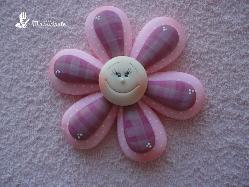 Foto3 - Cód 534 Molde flor de Craúdia G