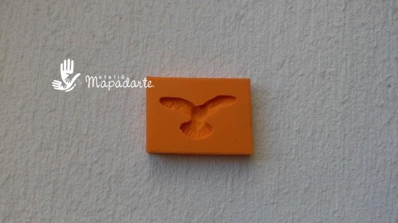 Foto2 - Cód 563 molde de pomba