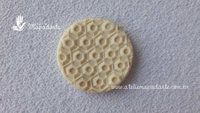 Foto 1 - Cód 651 Molde biscoito