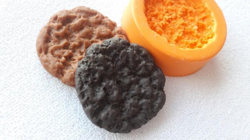 Foto2 - Cód 650 Molde cookie (biscoito)