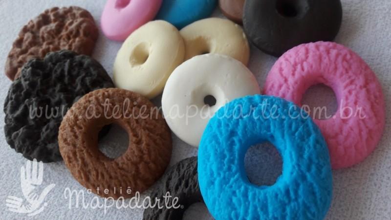 Foto3 - Cód 650 Molde cookie (biscoito)