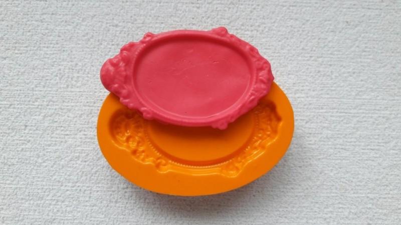 Foto 1 - Cód 731 molde de moldura 1