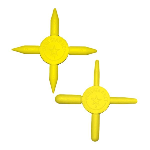 Foto 1 - Cód M029 Kit marcador 2 peças (pinta bolinha) Blue Star