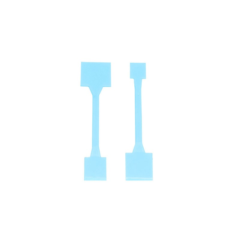 Foto 1 - Cód M045 Passa fitas c/ 2 peças (Blue Star)
