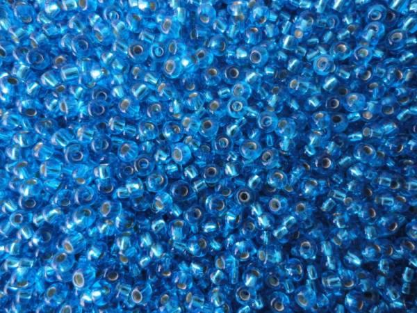 Foto 1 - Cód M091 Miçanga azul nº 9