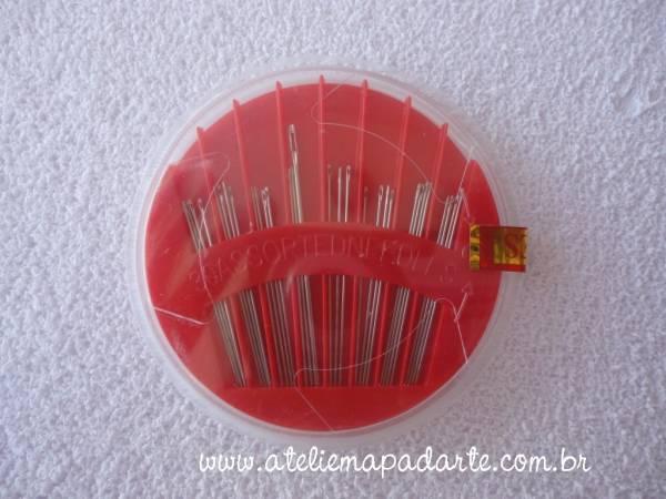 Foto 1 - Cód M1008 Agulheiro 30 agulhas (importado)