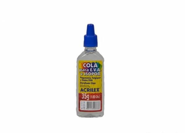 Foto 1 - Cód M1109 Cola EVA e isopor 35 g Acrilex