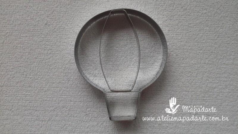 Foto 1 - Cód M1136 Cortador inox balão (CR)