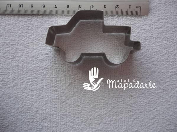 Foto 1 - Cód M1220 Cortador inox caminhonete 01 un (CR)