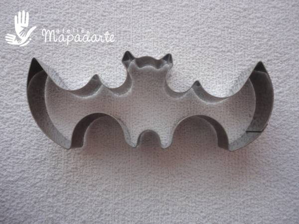 Foto2 - Cód M1239 Cortador inox batman 2 (CR)