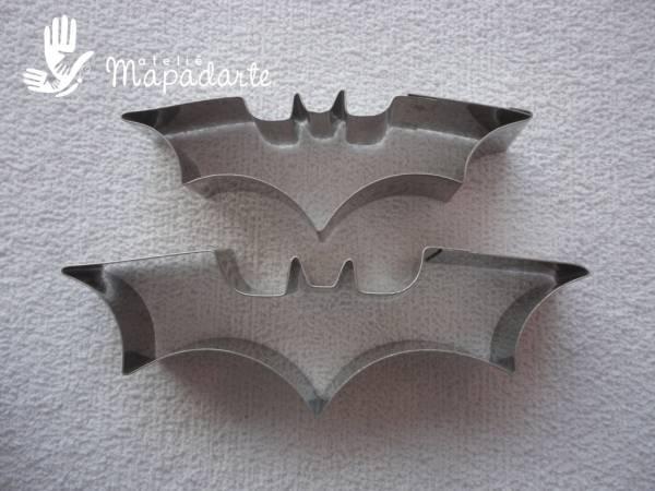 Foto2 - Cód M1240 Cortador inox morcego c/ 2 (CR)