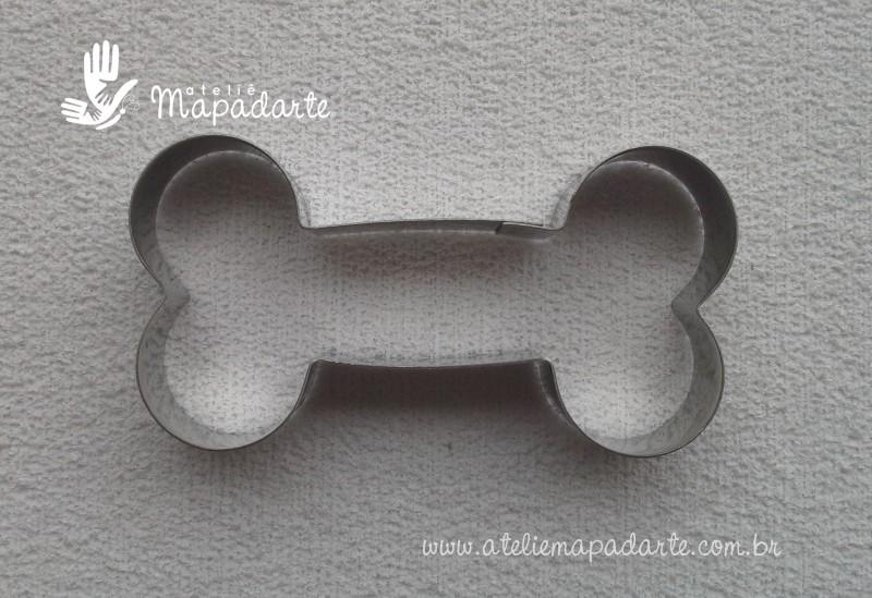 Foto 1 - Cód M1301 Cortador inox de osso G 01 un (CR)