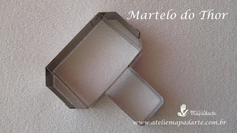 Foto 1 - Cód M1465 Cortador inox martelo do Thor G