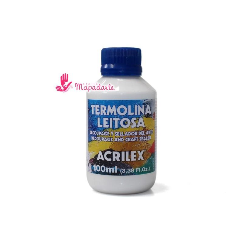 Foto 1 - Cód M1631 Termolina leitosa 100 ml Acrilex