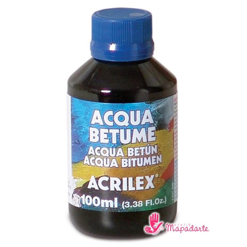 Foto 1 - Cód M1632 Acqua betume 100 ml Acrilex