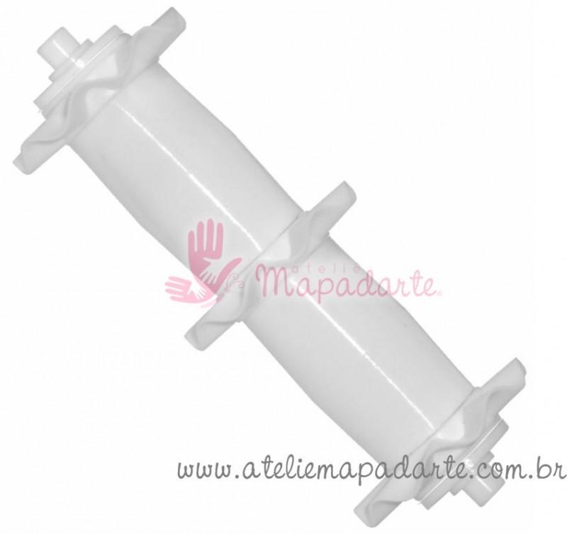 Foto 1 - Cód M1641 Rolo individual cortador de tiras onduladas 5cm (Blue Star) Em plástico