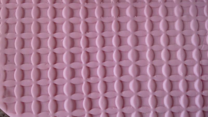 Foto2 - Cód M1693 Rolo de textura metalacê 20 cm 01 un