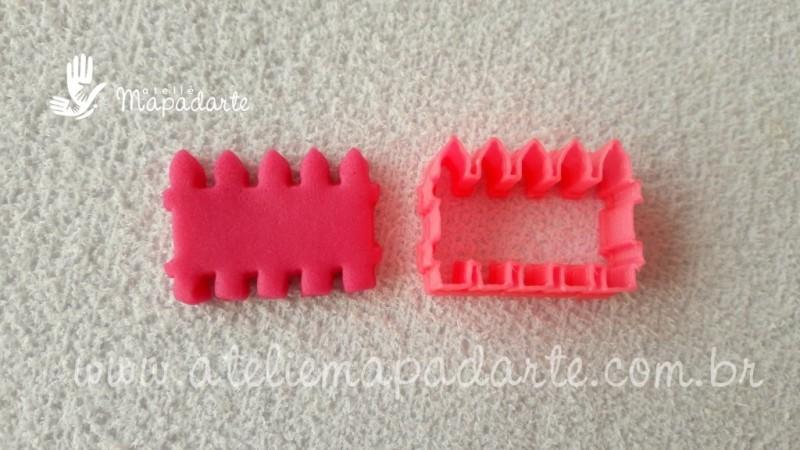 Foto 1 - Cód M1879 Cortador cerca 01 un plástico 121-3 PLA (AC)