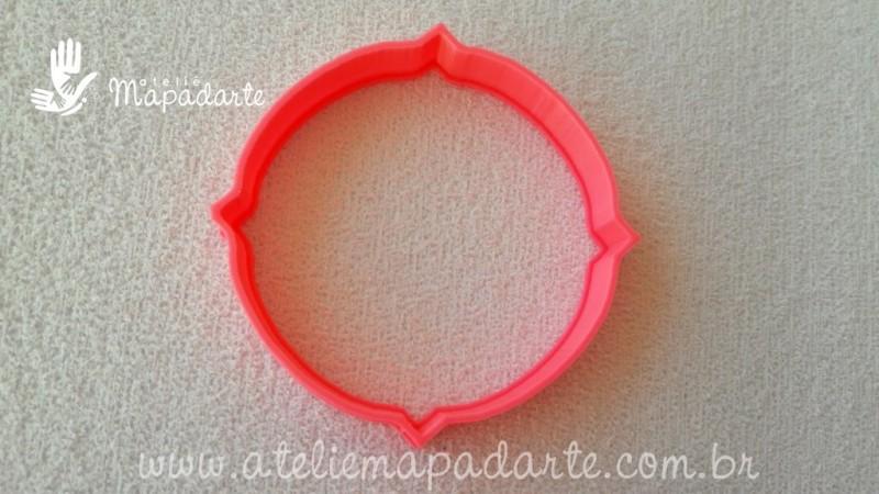 Foto 1 - Cód M1899 Cortador tag em PLA 01 un (AC)
