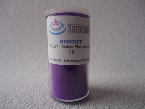 Foto 1 - Cód M217 Corante violeta fluorescente