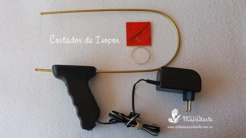 Foto2 - Cód M2220 Cortador de isopor manual (bivolt 127/220)