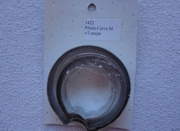 Foto 1 - Cód M248 Cortador inox de pétala (Ref. 1422) (H)