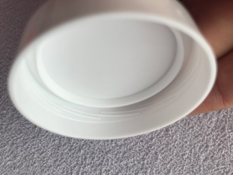 Foto4 - Cód M2659 Tampa para vidro de papinha plástica 01un