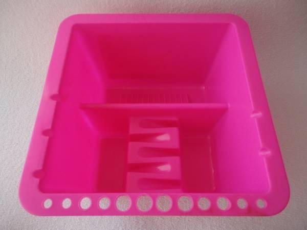 Foto2 - Cód M349 Bandeja para lavar pincéis condor 01 un (SEM OPÇÃO DE ESCOLHA DE COR)