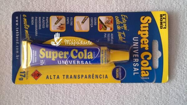 Foto4 - Cód M351 Super cola universal tekbond 1 un