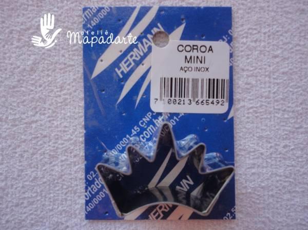 Foto 1 - Cód M419 Cortador inox de coroa mini 1 un (492) (H)