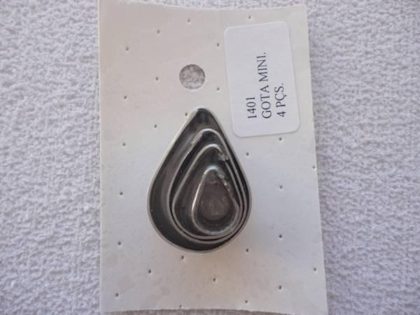 Foto 1 - Cód M572 Cortador inox de mini gota em (Ref. 1401) (H)