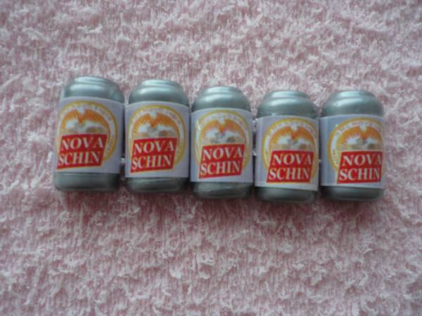 Foto 1 - Cód M629 Miniatura nova skin lata c/ 10 un