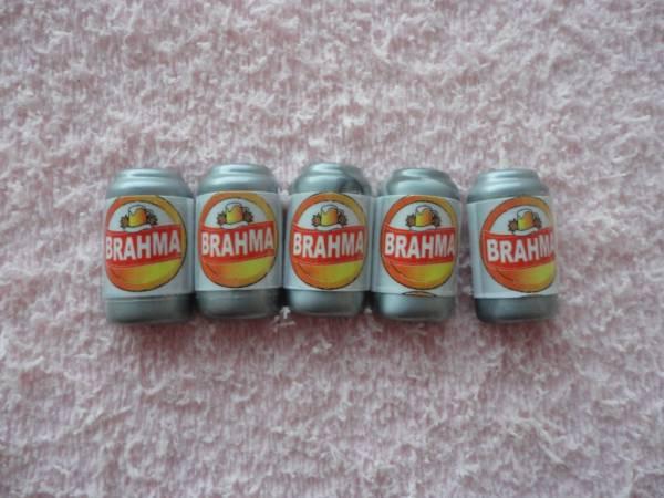 Foto 1 - Cód M630 Miniatura brahma lata c/ 10 un