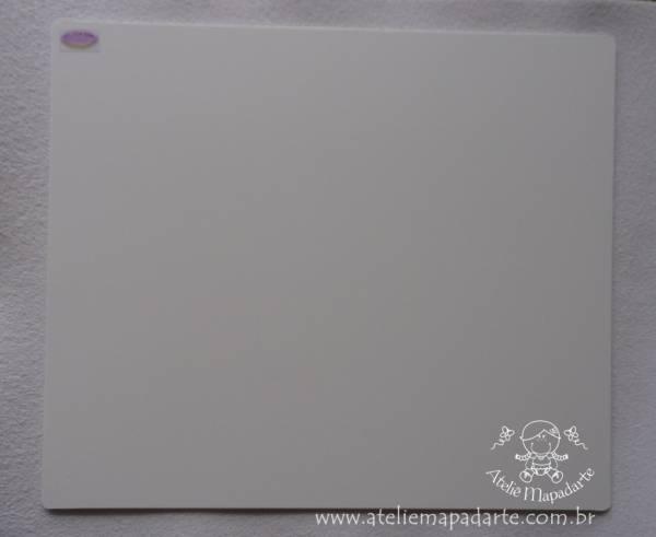 Foto 1 - Cód M720 Placa antiaderente para abrir massa 01 un