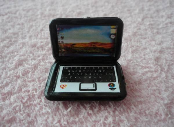Foto 1 - Cód M595 Notebook Miniatura M 4un (preto)