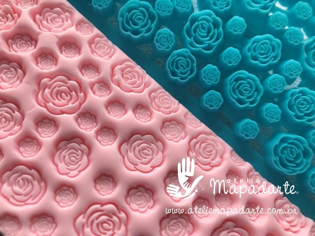 Foto 1 - Cód M951 Marcador de rosas 01 un (importado)