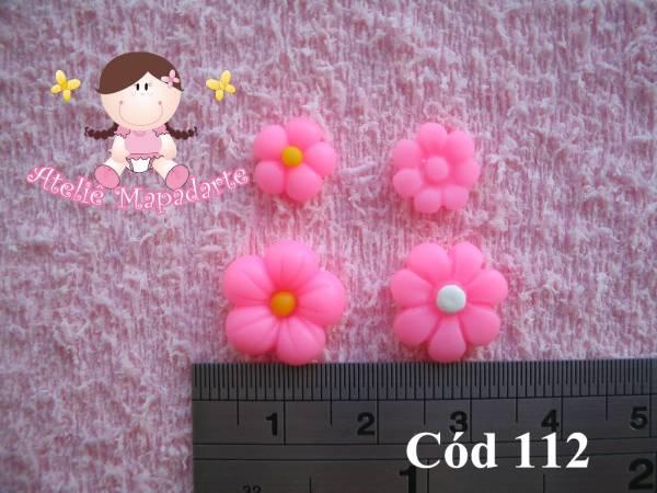 Foto 1 - Cód 112 Molde de mini flores