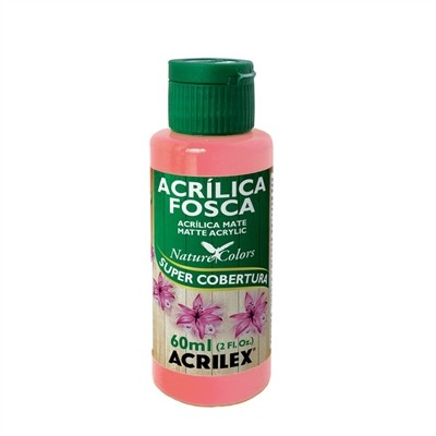 Foto 1 - Cód M1503 Tinta acrílica fosca rosa antigo nature colors 60 ml (828)