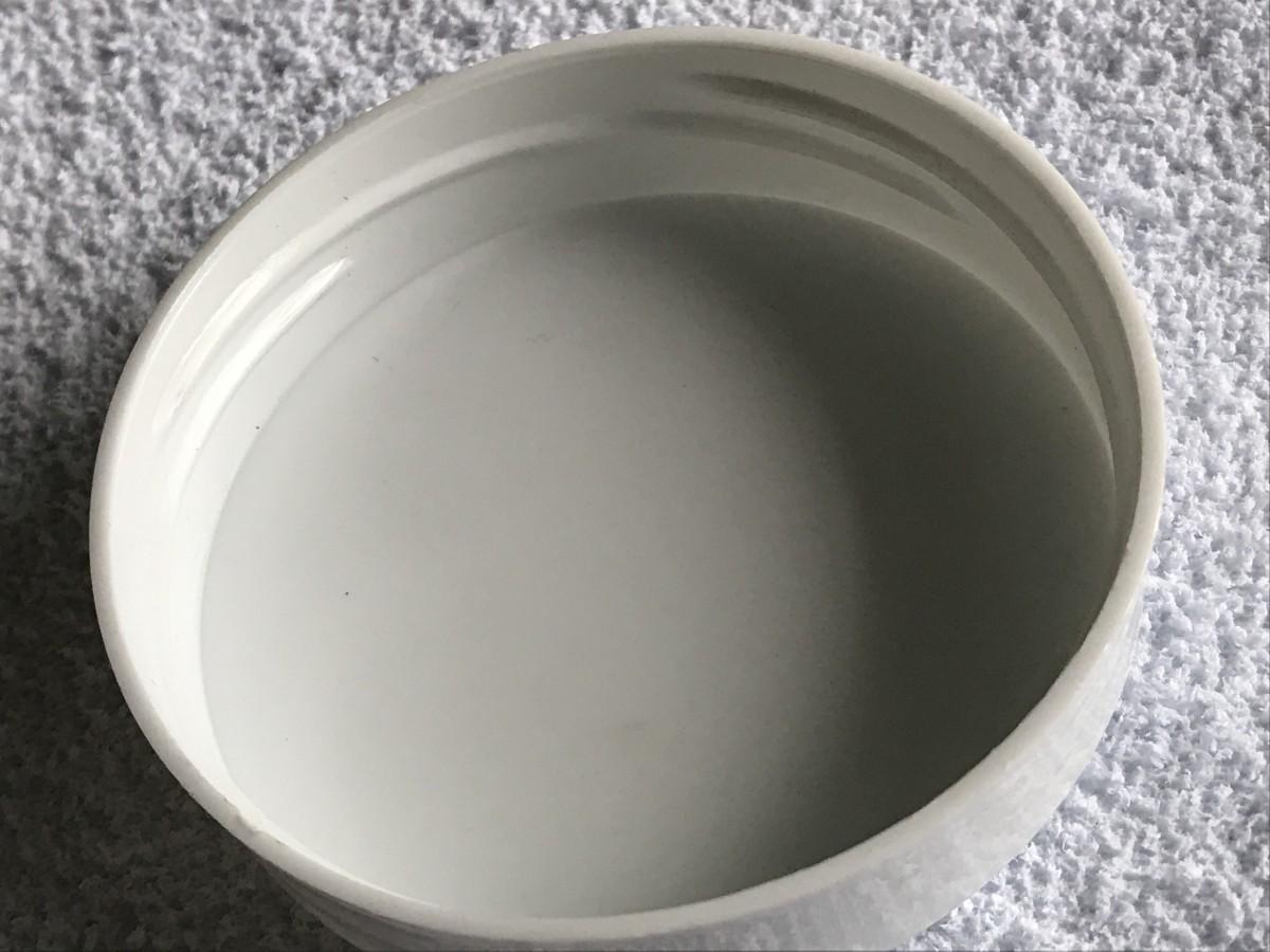 Foto4 - Cód M2017 Tampa plástica branca 74mm 01 un